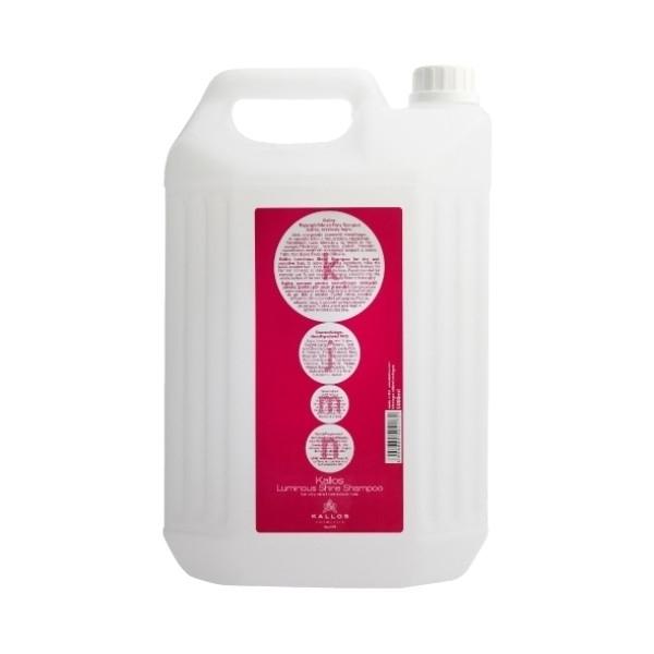 Kallos Kjmn Luminous Shine Shampoo 5000ml