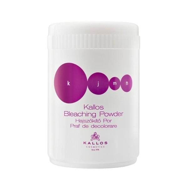 KALLOS KJMN Bleaching Powder 500gr oμορφια   μαλλιά   βαφή μαλλιών   γαλακτώματα ενεργοποίησης χρώματος
