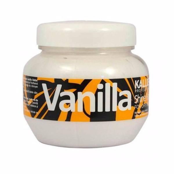 KALLOS Vanilla Shine Hair Mask 275ml