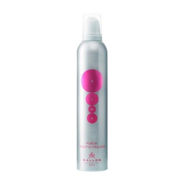 Kallos Kjmn Volume Mousse 300ml oμορφια   μαλλιά   styling μαλλιών   αφροί μαλλιών
