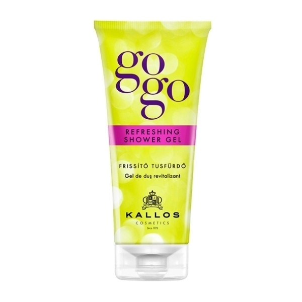 Kallos Cosmetics Gogo Refreshing Shower Gel 200ml
