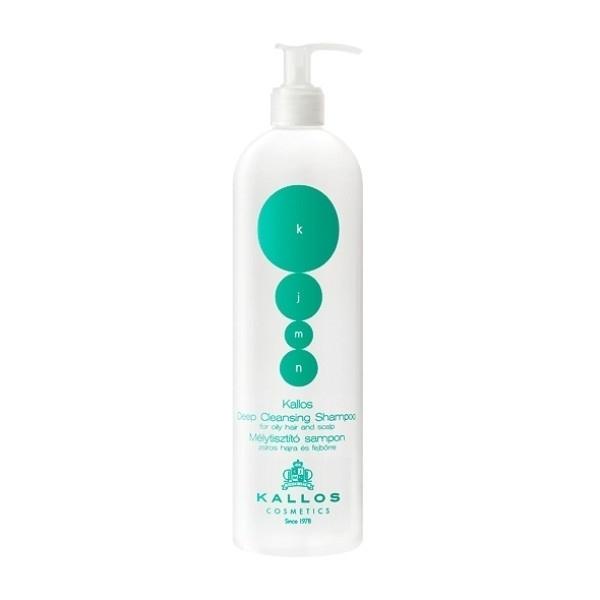 Kallos Kjmn Deep Cleansing Shampoo 500ml