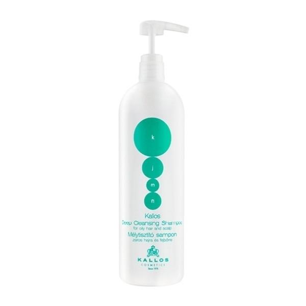 KALLOS KJMN Deep Cleansing Shampoo 1000ml