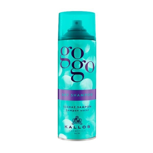 Kallos Cosmetics Gogo Dry Shampoo 200ml oμορφια   μαλλιά   φροντίδα μαλλιών   ξηρά σαμπουάν