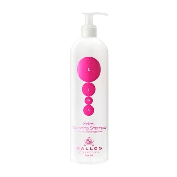 Kallos Kjmn Nourishing Shampoo For Dry Hair 500ml