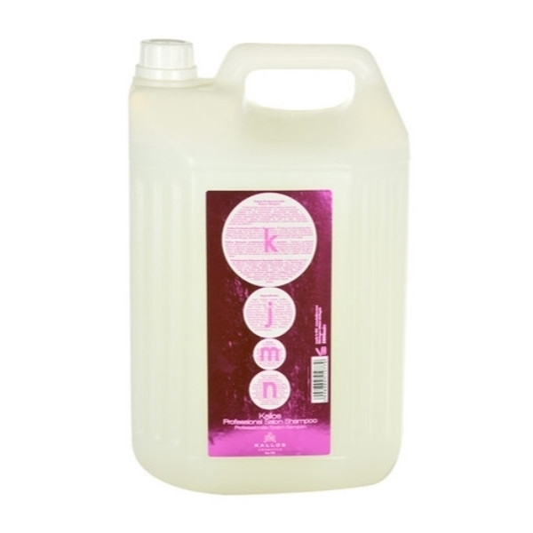 Kallos Professional Salon Shampoo 5000ml Shampoo For Vitality Hair