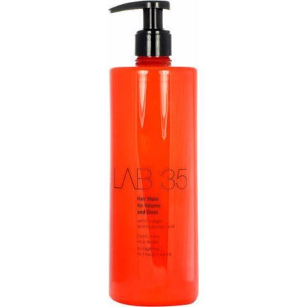 Kallos Lab 35 Hair Mask For Volume And Gloss 500ml