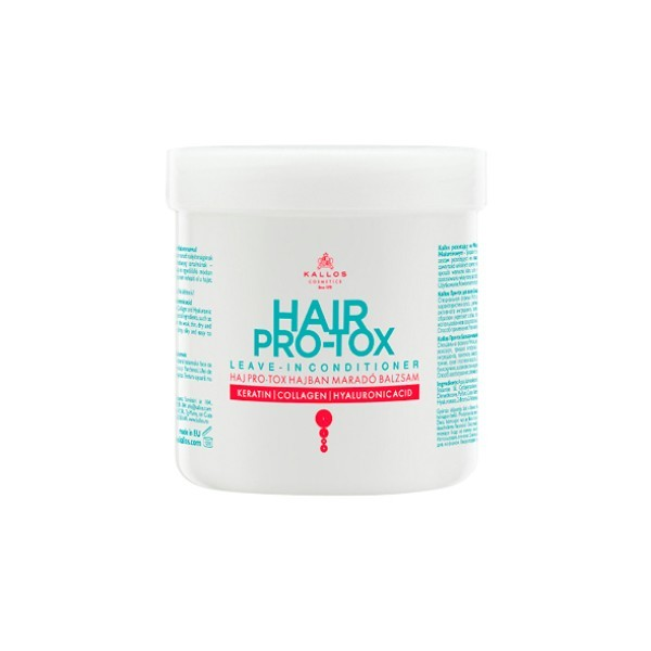 Kallos Hair Pro-Tox Leave-In Conditioner 250ml
