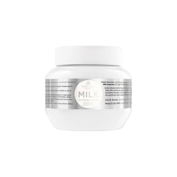 KALLOS Milk Hair Mask With Milk Protein 275ml