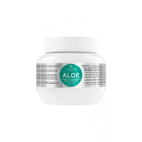 Kallos Aloe Vera Moisture Repair Shine Hair Mask 275ml