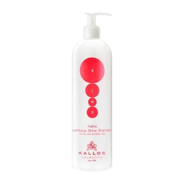 Kallos Kjmn Luminous Shine Shampoo 1000ml oμορφια   μαλλιά   φροντίδα μαλλιών   σαμπουάν