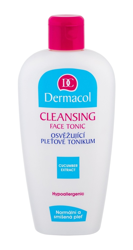 Dermacol Cleansing Face Tonic Cleansing Water 200ml (Normal - Mixed)
