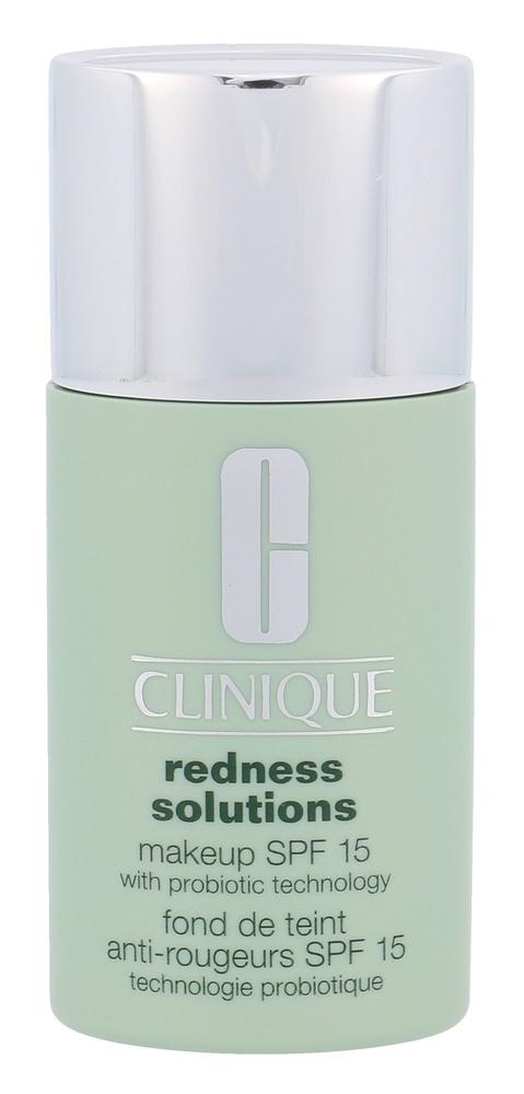 Clinique Redness Solutions Spf15 Makeup 30ml 01 Calming Alabaster oμορφια   μακιγιάζ   μακιγιάζ προσώπου   make up