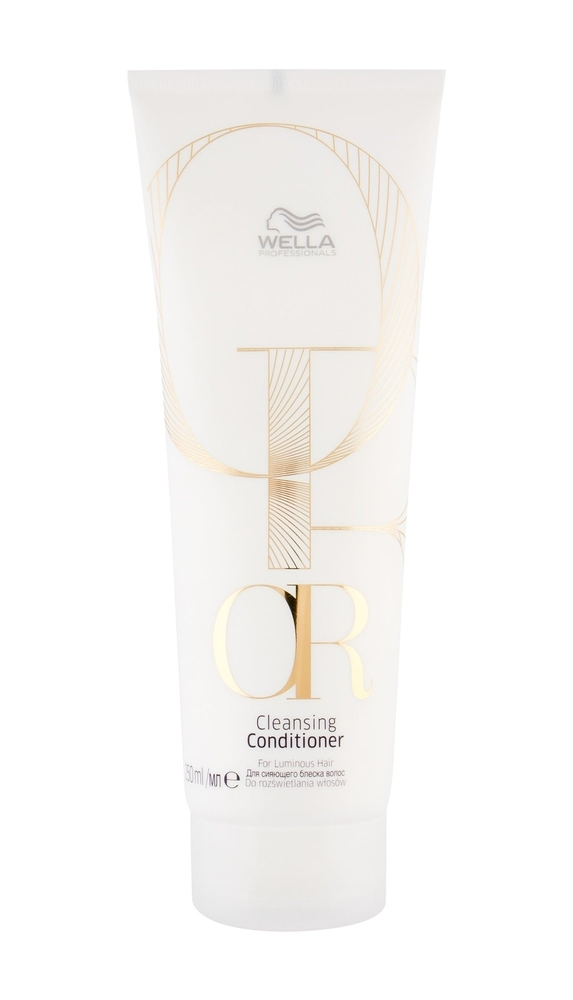 Wella Oil Reflections Cleansing Conditioner Conditioner 250ml (Coarse Hair - Dry Hair)