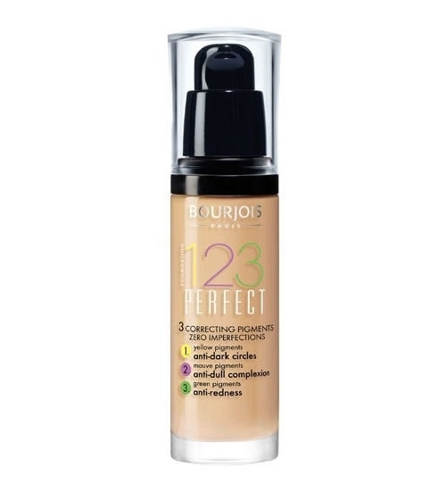 Bourjois Paris 123 Perfect Makeup 30ml 52 Vanille