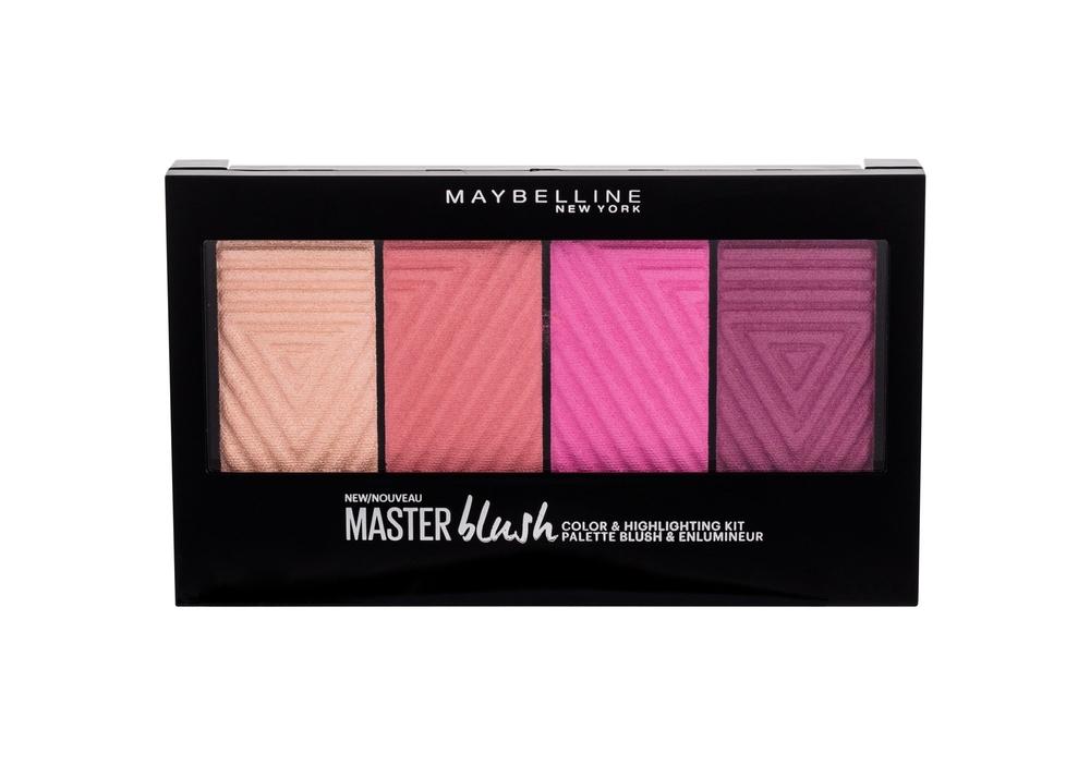 Maybelline Fs Master Blush Palette 10