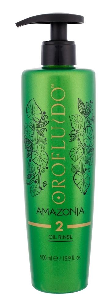 Orofluido Amazonia Oil Rinse Shampoo 500ml 2 (Damaged Hair)