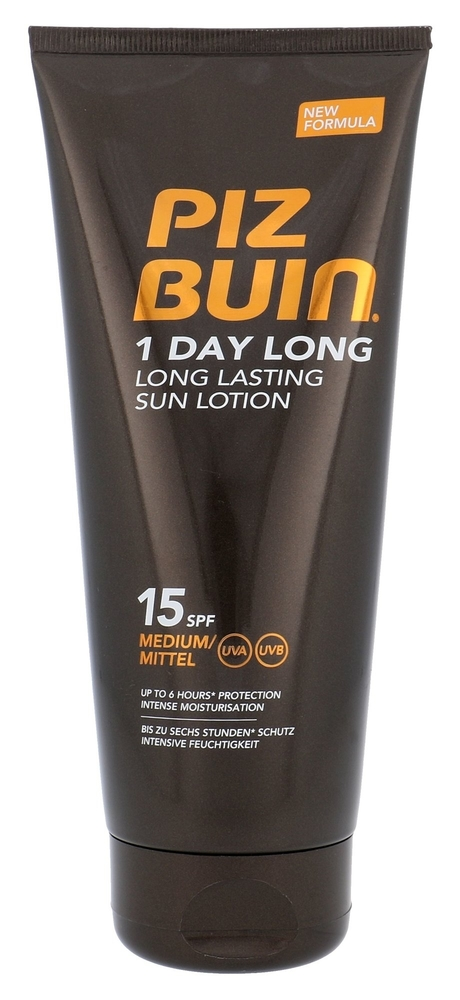 Piz Buin 1 Day Long Sun Body Lotion 200ml Spf15 oμορφια   αντηλιακή προστασία   αντηλιακά σώμα πρόσωπο   αντηλιακά