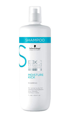 Schwarzkopf BC Cell Perfector Moisture Kick Shampoo 1000ml