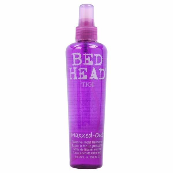 Tigi Bed Head Maxxed Out 236ml Extra Strong Hair Spray