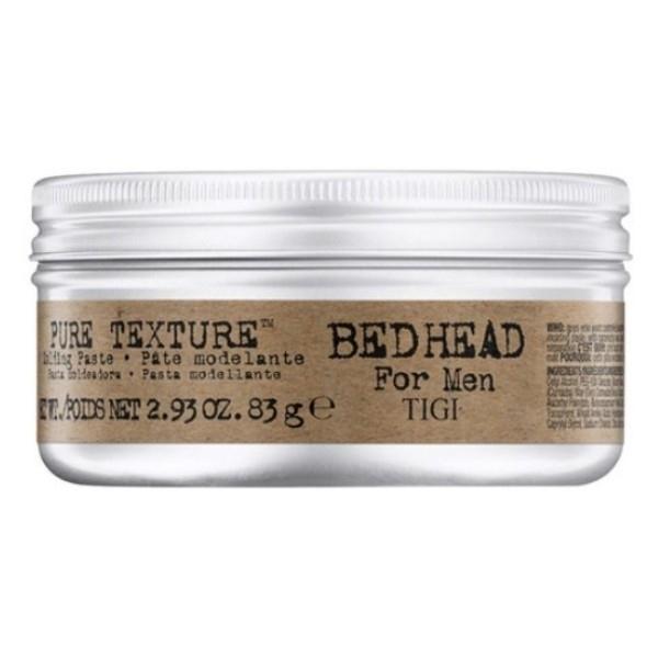 Tigi Bed Head Men Pure Texture 93gr Matte oμορφια   μαλλιά   styling μαλλιών   κρέμες φορμαρίσματος