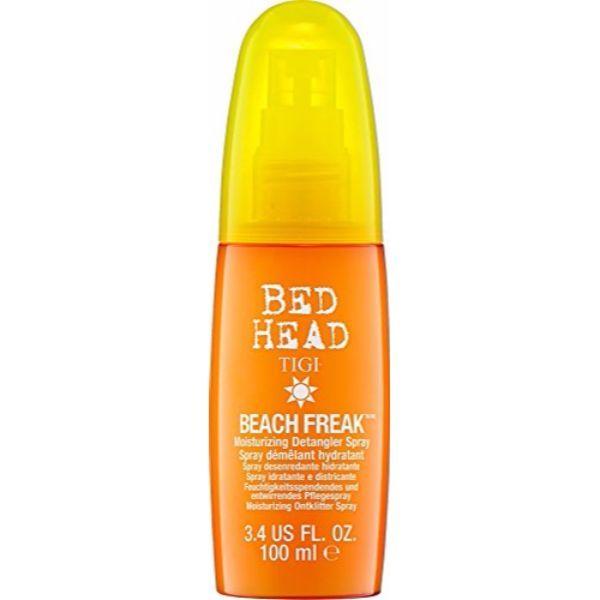 Tigi Bed Head Beach Freak Detangler Spray Hair Oils And Serum 100ml (Sun Damaged Hair)