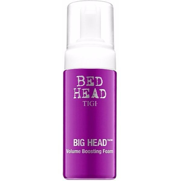 Tigi Bed Head Big Head Hair Volume 125ml oμορφια   μαλλιά   styling μαλλιών   αφροί μαλλιών