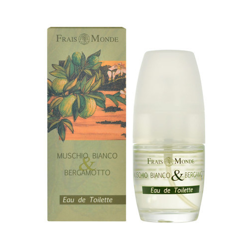 Frais Monde White Musk And Bergamot Eau De Toilette 30ml