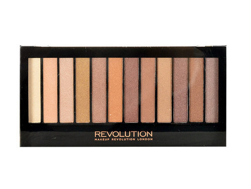 Make Up Revolution London Redemption Essential Shimmers Palette 14gr