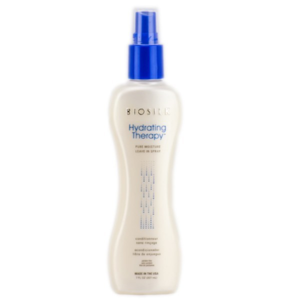 Farouk Systems Biosilk Hydrating Therapy Leave In Spray Conditioner 207ml (Dry Hair)