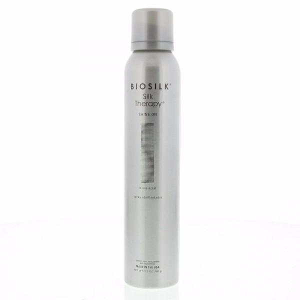 Farouk Systems Biosilk Silk Therapy Shine On Spray For Hair Shine 150gr oμορφια   μαλλιά   styling μαλλιών   λακ   spray μαλλιών