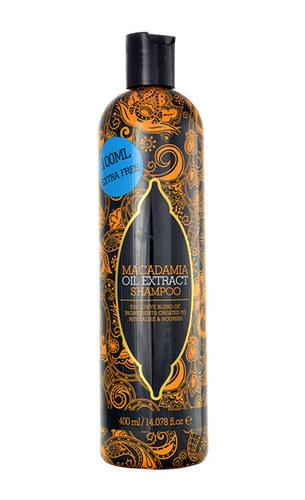 Xpel Macadamia Oil Extract Shampoo 400ml (All Hair Types)