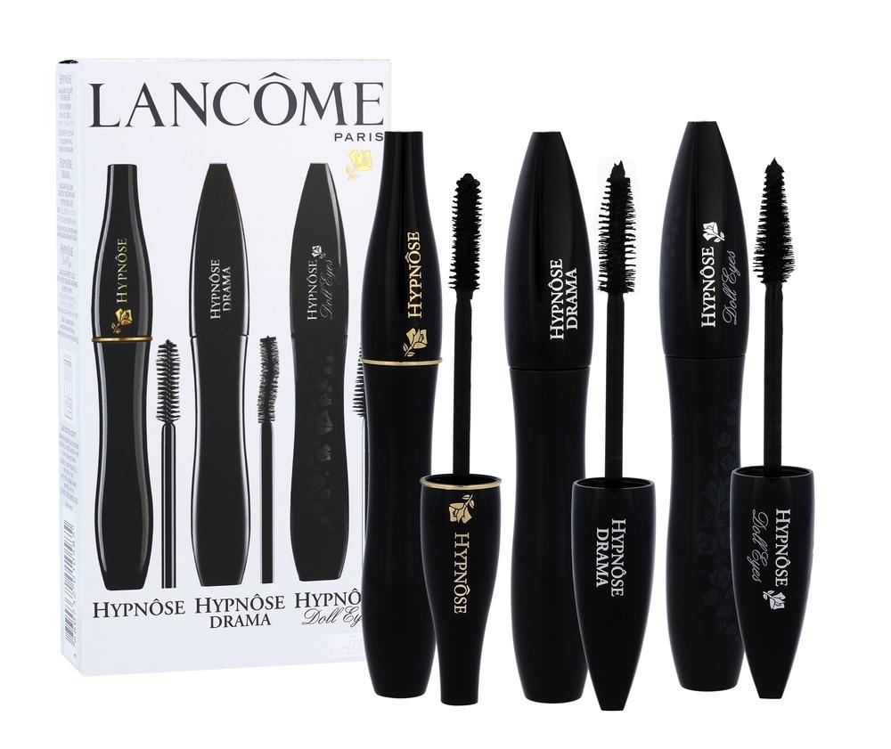 Lancome Hypnose Mascara 6,2ml 01 Noir Hypnotic Combo: Mascara 6,2 Ml + Mascara Hypnose Drama 6,5 Ml 01 Excessive Black + Mascara Hypnose Doll Eyes 6,5 Ml 01 So Black