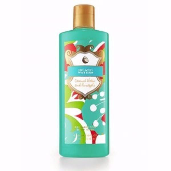 Victoria Secret Island Waters Coconut Water And Pineapple Exhilarating Body Wash 300ml