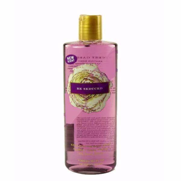 Victoria Secret Be Seduced Raspberry Creme, Freesia And Sultry Woods Exhilarating Body Wash 300ml - New Scent