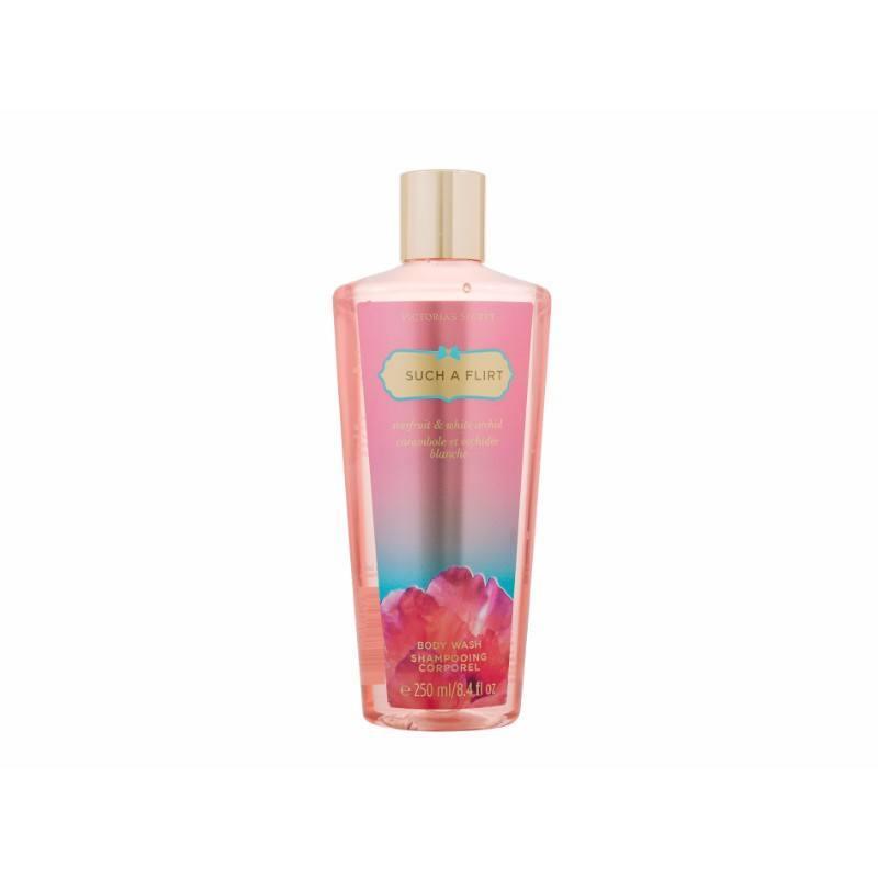 Victoria Secret Such A Flirt Body Wash 250ml - Starfruit & White Orchid