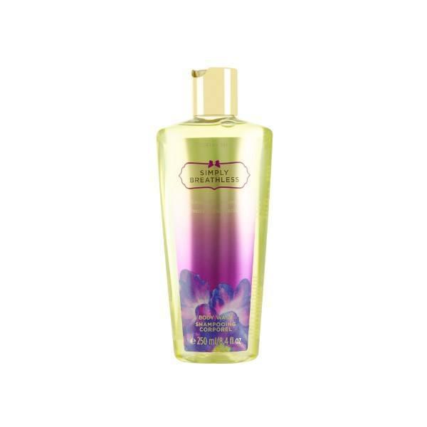 Victoria Secret Simply Breathless Body Wash 250ml Freesia & Mandarin
