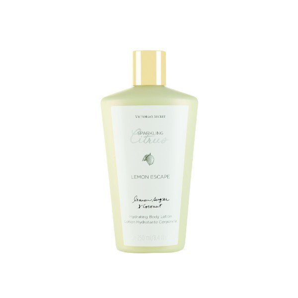 Victoria Secret Lemon Escape Body Lotion 250ml Sparkling Citrus - Lemon Sugar & Co