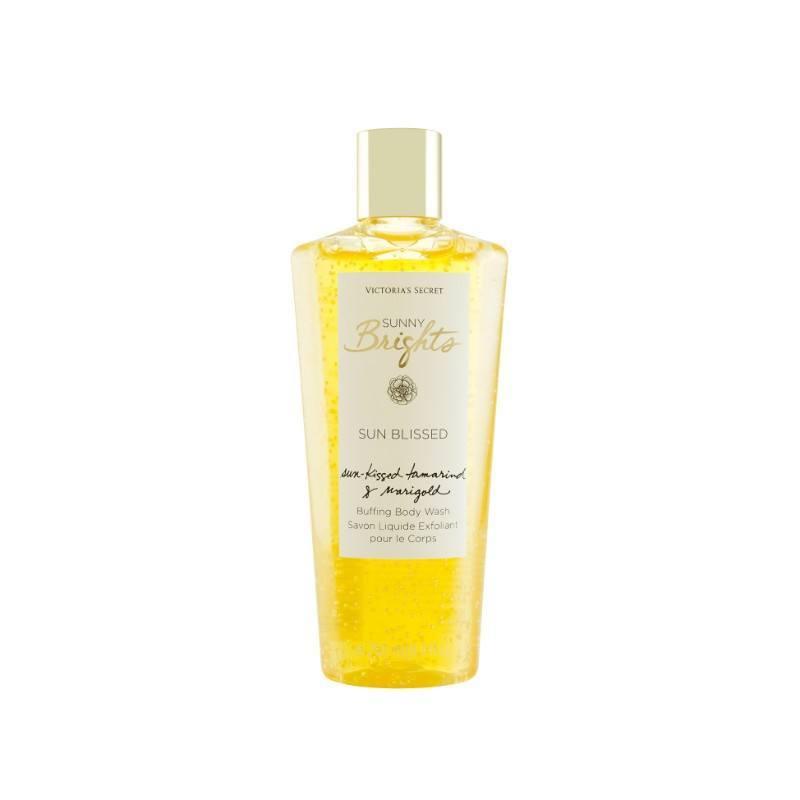 Victoria Secret Sun Blissed Body Wash 250ml Sunny Brights - Tamarind & Marigold