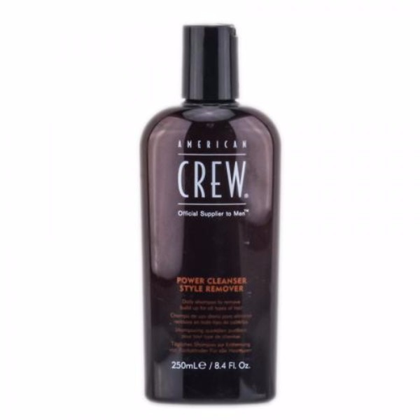 AMERICAN CREW Power Cleaner Style Remover 250ml oμορφια   μαλλιά   φροντίδα μαλλιών   σαμπουάν