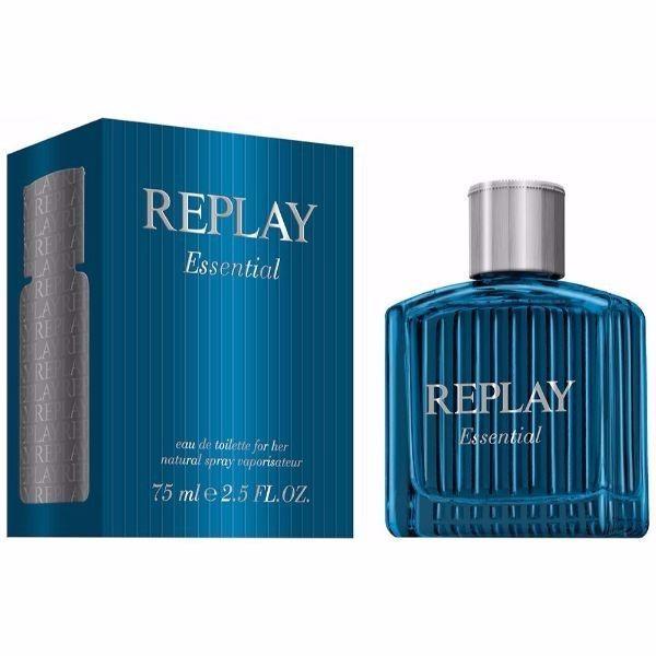 Replay Essential For Him Eau De Toilette 75ml