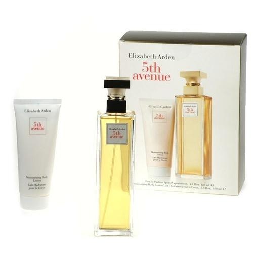 Elizabeth Arden 5th Avenue Eau De Parfum 125ml Combo: Edp 125ml + 100ml Body Lotion
