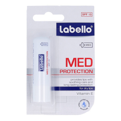 Labello Med Protection Spf15 Lip Balm 5,5ml (For All Ages)