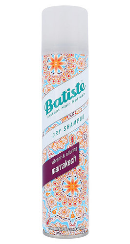 Batiste Dry Shampoo Marrakech 200ml With Mysterious Scent Of Orient