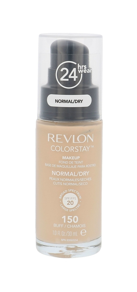 Revlon Colorstay Normal Dry Skin Makeup 30ml 150 Buff Chamois