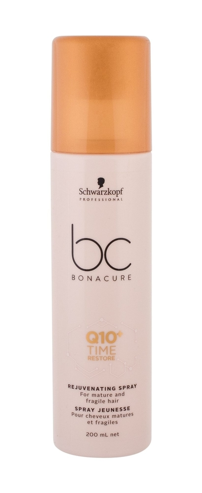 Schwarzkopf Bc Bonacure Q10+ Time Restore Hair Balm 200ml (Damaged Hair)