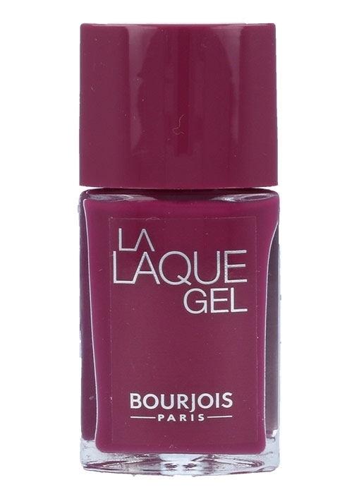 Bourjois Paris La Laque Gel Nail Polish 10ml 10 Beach Violet