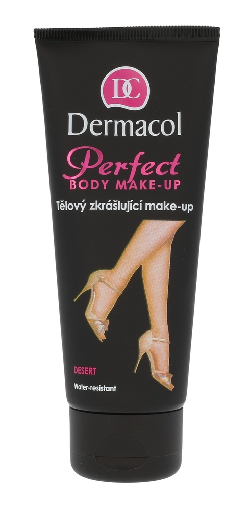 Dermacol Perfect Body Make-up Self Tanning Product 100ml Desert oμορφια   αντηλιακή προστασία   μαύρισμα   self tanning