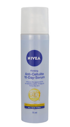 Nivea Q10 Energy+ Firming Anti Cellulite Serum Cellulite And Stretch Marks 75ml