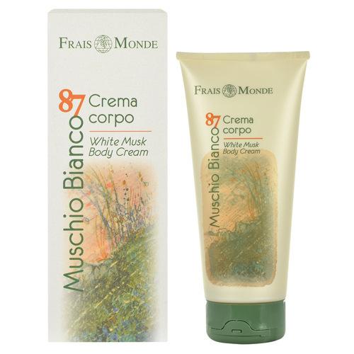 Frais Monde White Musk Body Cream 200ml